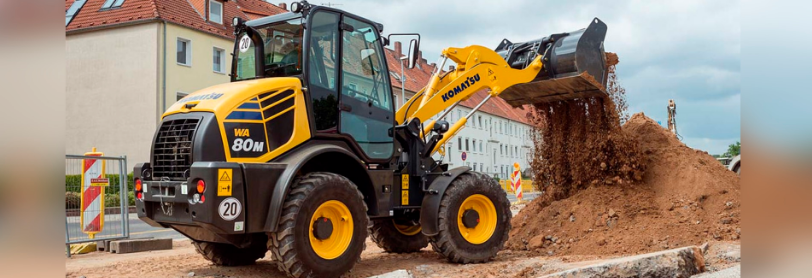 buy new wheel loader Melbourne