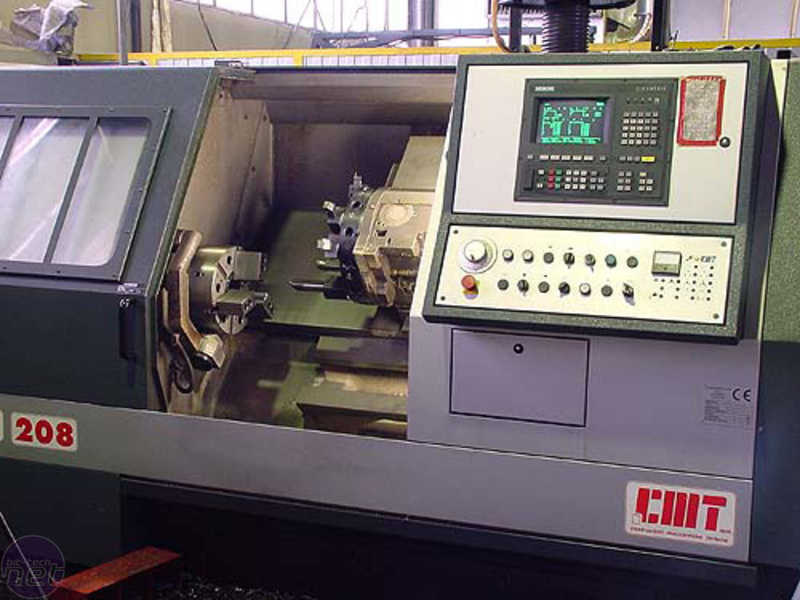 CNC Lathes and Other Machines