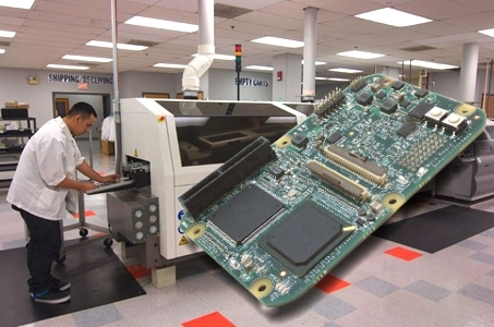 Manufacturing Printed Circuit Boards
