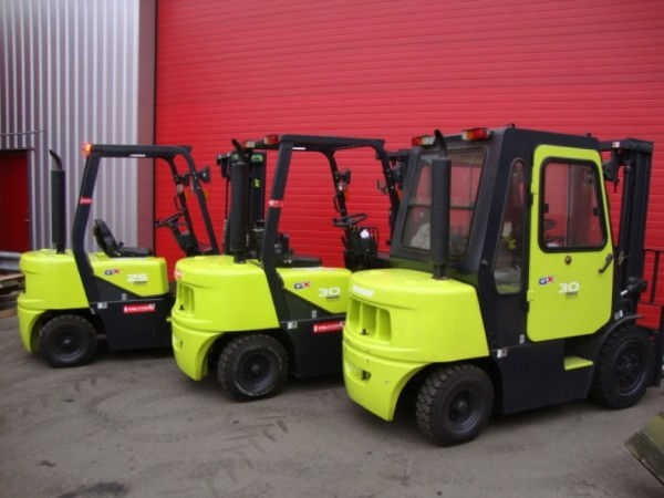 Finding Forklifts for Sale
