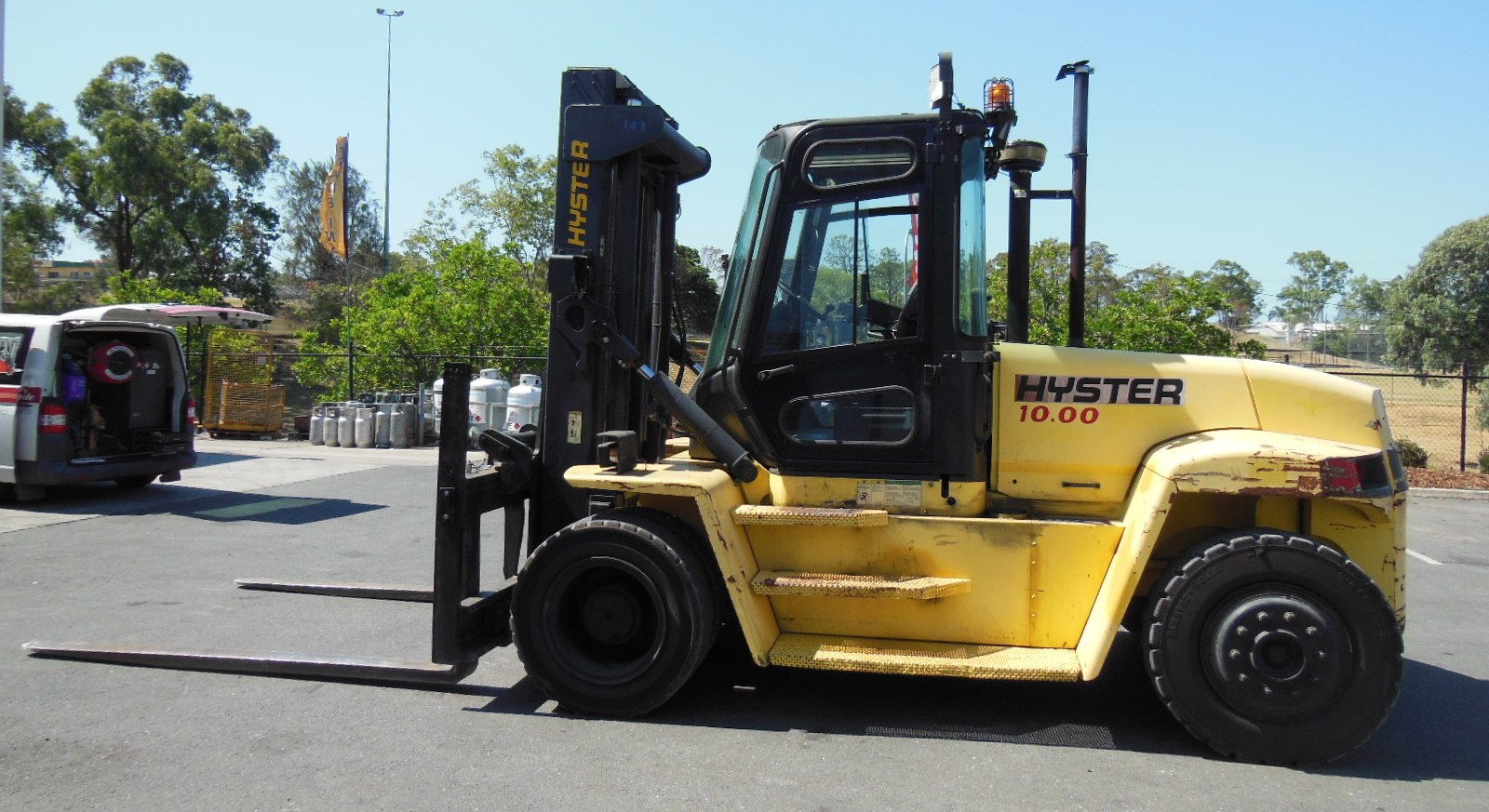 Forklifts for Sale in Victoria – Find One Online Today
