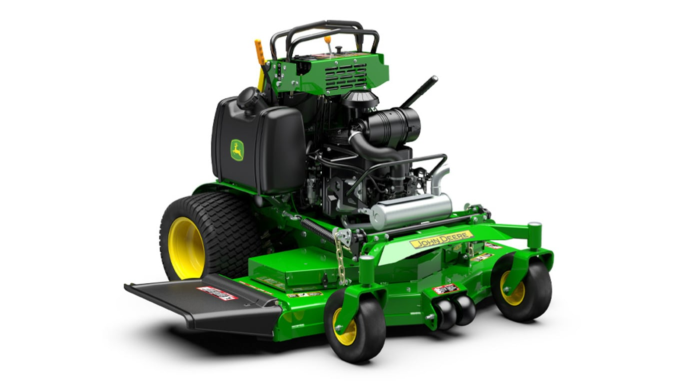 MACADAMIA HARVESTER ON OUT FRONT MOWER